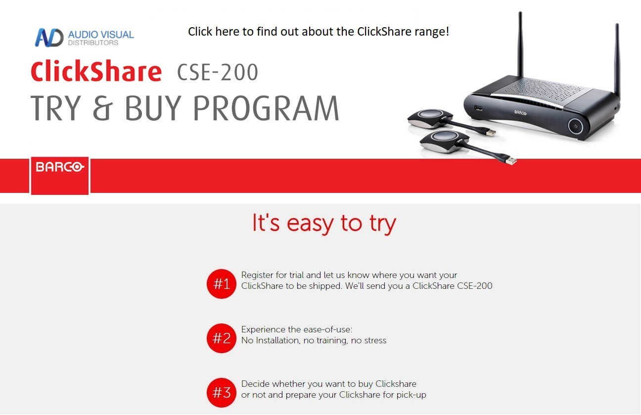 ClickShare_Trial